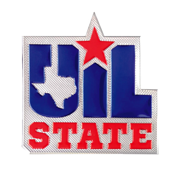 UIL STATE Chrome Patch