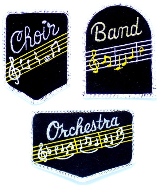 Glitter Patches