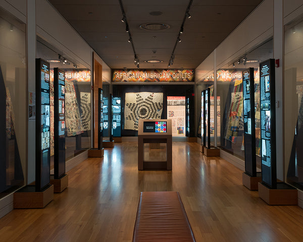 Premium LED Light Boxes at Colonial Williamsburg's Abby Aldrich Rockefeller Folk Art Museum