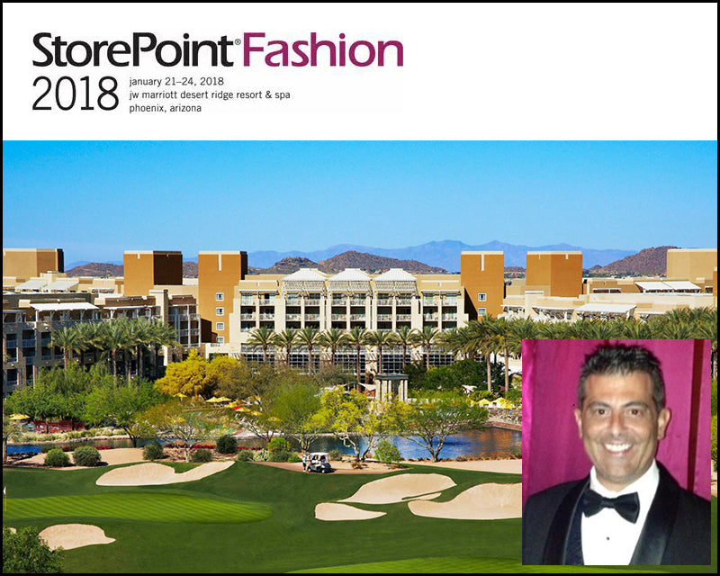 Meet DSA's new VP of Business Development, Mike Morelli, at StorePoint Fashion