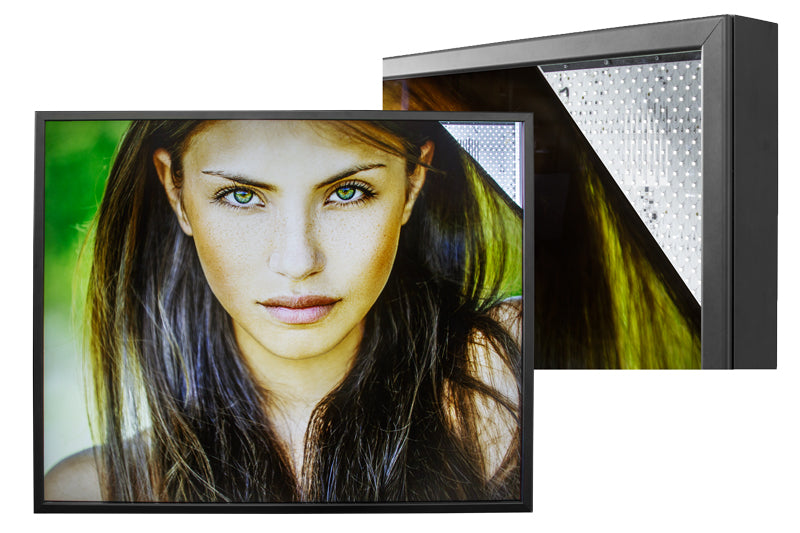 Indoor Backlit LED Light Box