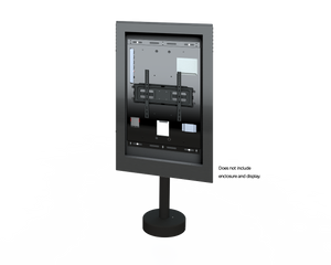 Digital Enclosure Pedestal Single Economy