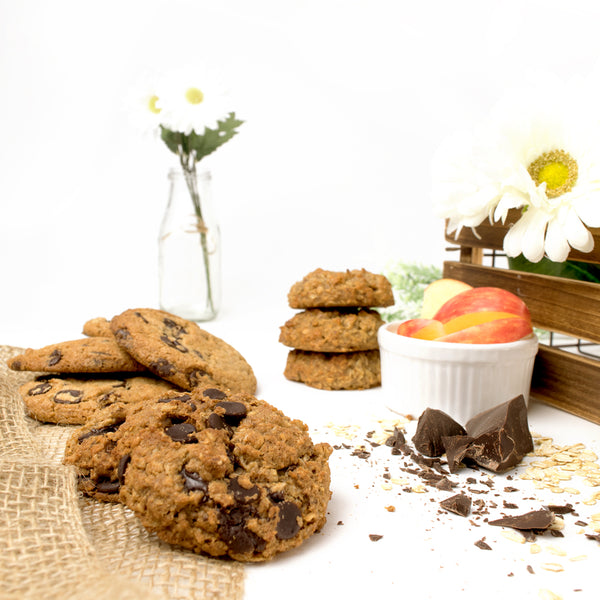 Miracle Cookies - Vegan and Gluten-free