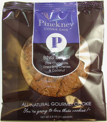 Bing Bling! cookie individually wrapped
