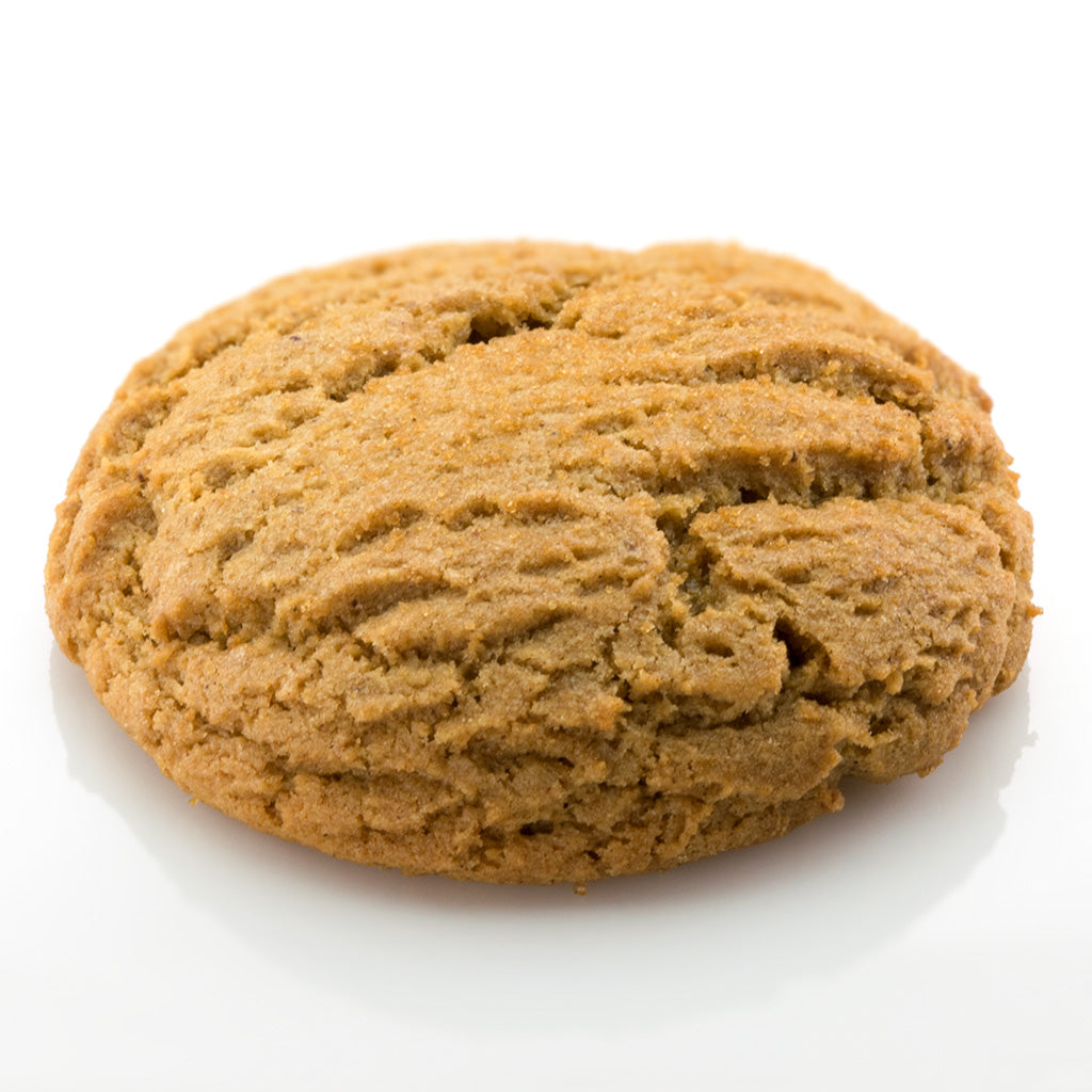 Brown Butter Brown Sugar Bourbon Spice Cookie - Side view