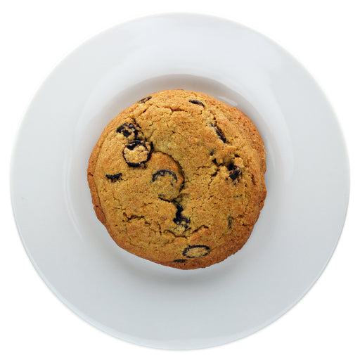 Classic Chocolate Chip Cookie top view
