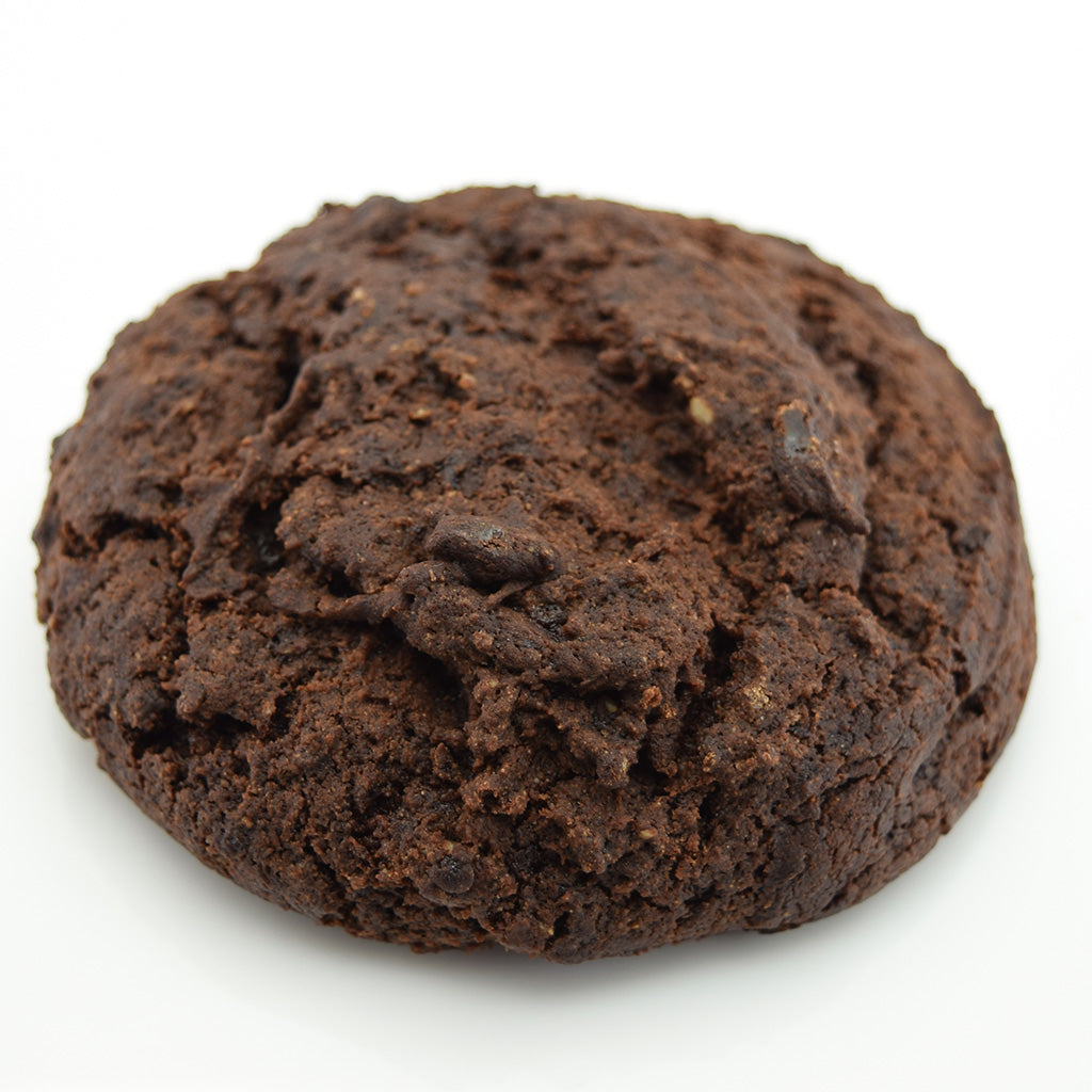 Double Chocolate Espresso Cookie - Side view