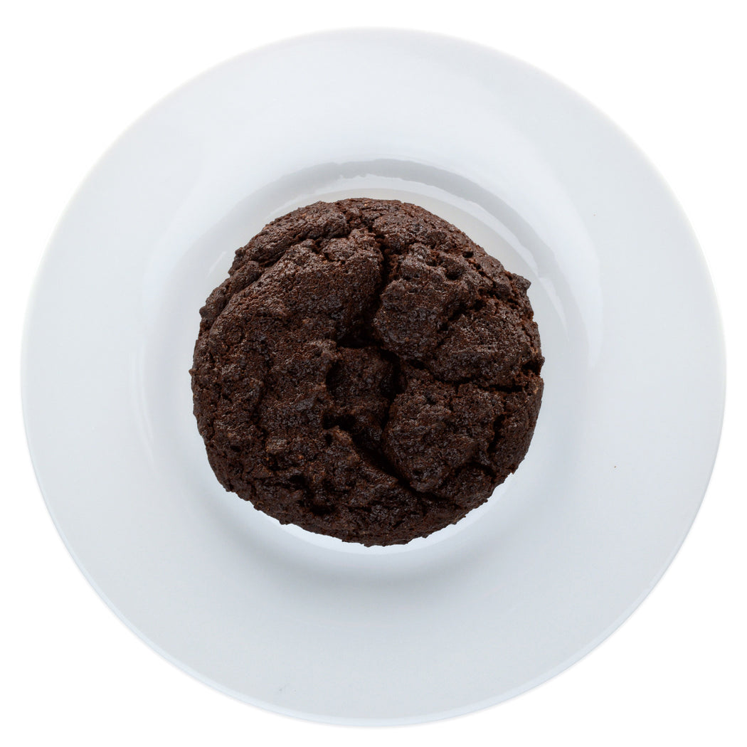 Double Chocolate Espresso Cookie - Top view