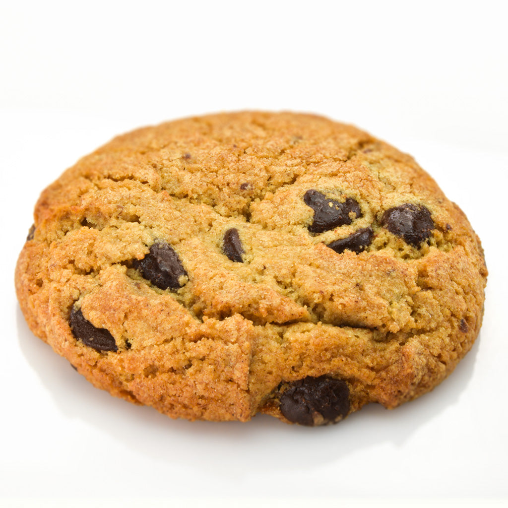 Miracle Classic Chocolate Chip Cookie - Side view