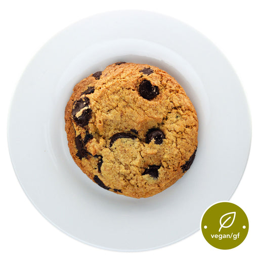 Miracle Classic Chocolate Chip Cookie - Top view