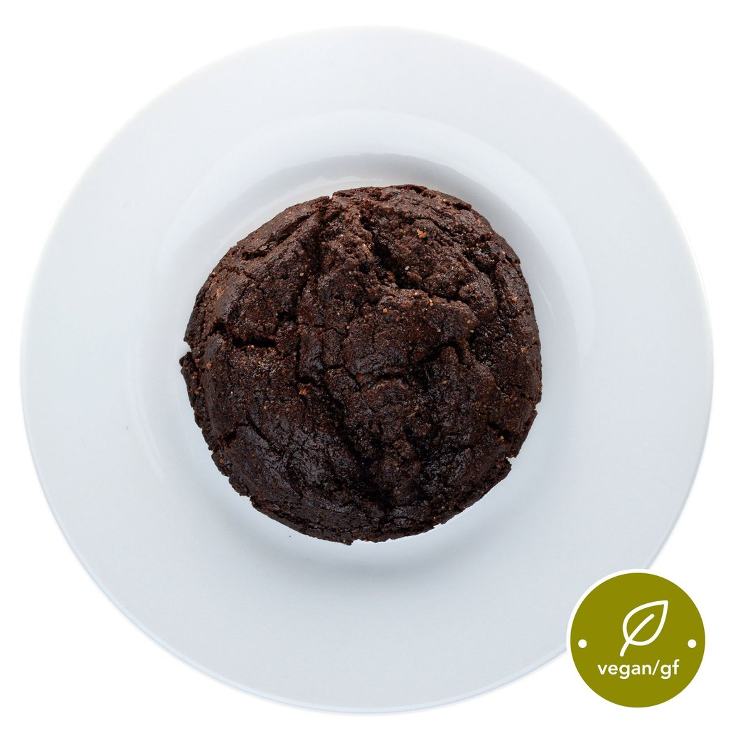 Miracle Double Chocolate Espresso Cookie - Top view