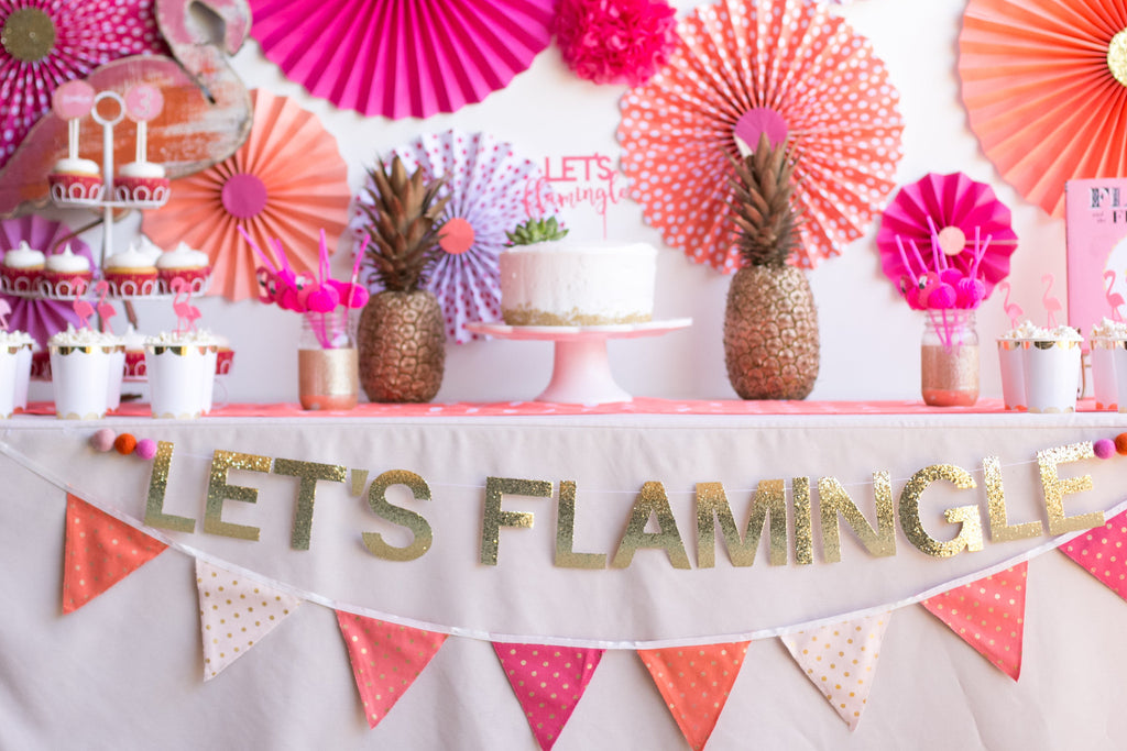 FLAMINGO THEMED PARTY PLANNING