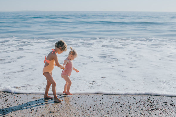 matching kid swimsuits toddler girl swimsuit 2T 3T 4T baby girl swimsuit bathing suit made in la olivia and ocean