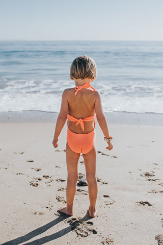 girl one piece swimsuit toddler girl swimsuit 2T girl swim suit 3T girl swimsuit olivia and ocean