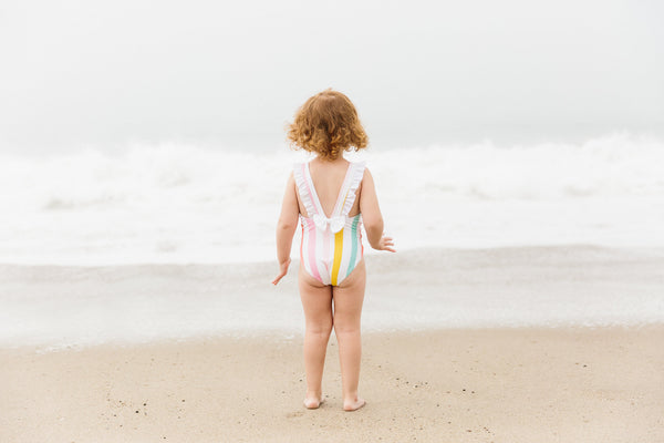 baby boy bakery Olivia and ocean swimsuit swimwear collaboration collection