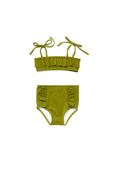 Girl's Beverly Bikini Avocado - Olivia + Ocean