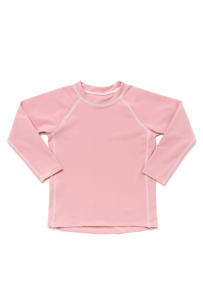 Hermosa Rash Guard Rose