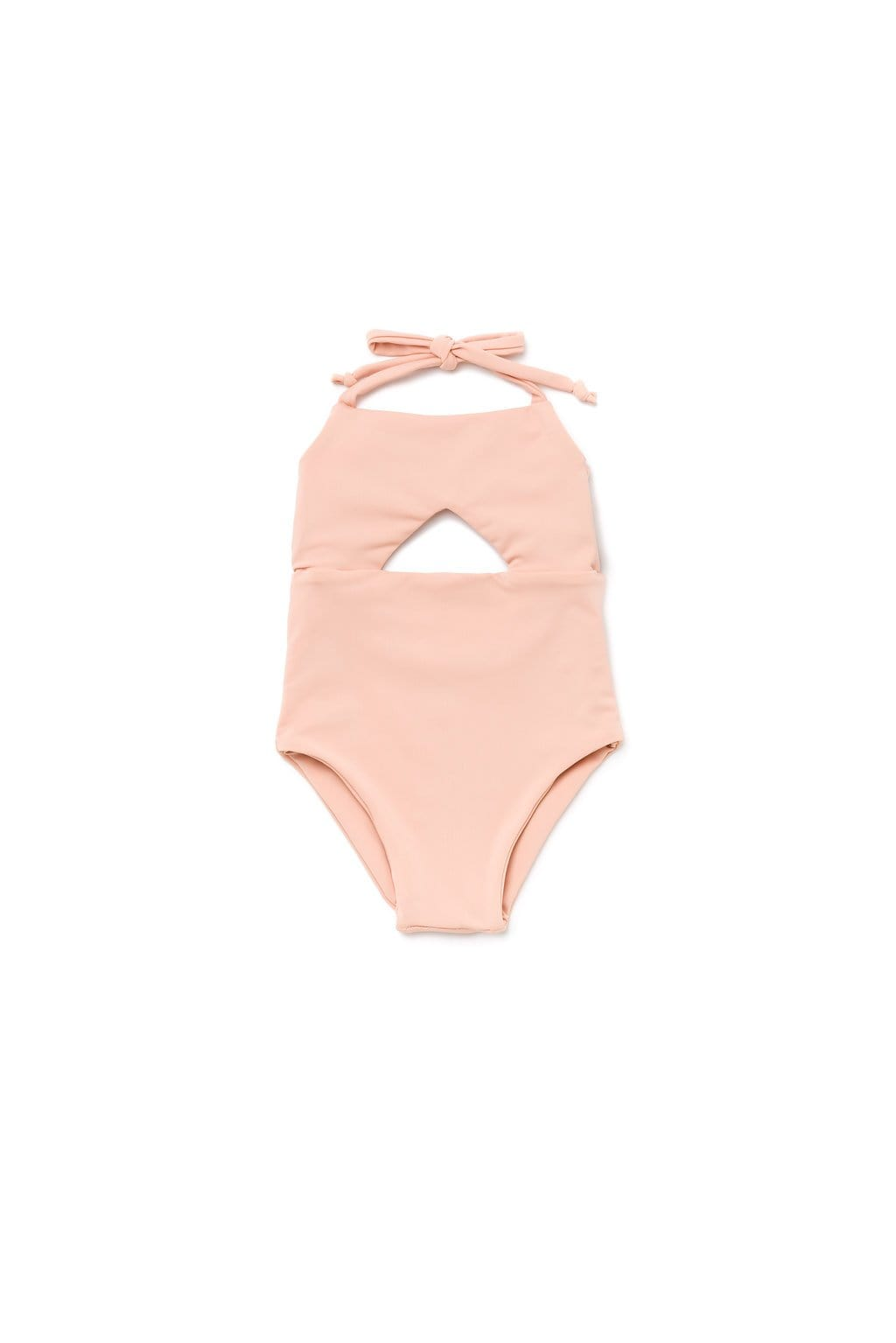 Girl's Malibu One Piece Blush - Olivia + Ocean