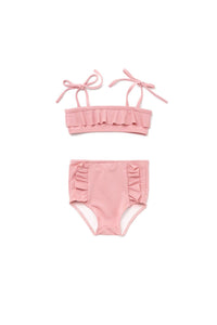 Girl's Beverly Bikini Rose - Olivia + Ocean