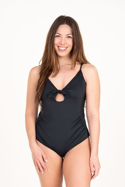 Palisades One Piece Onyx - Olivia + Ocean