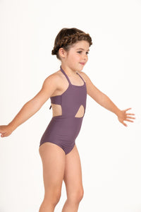 Malibu One Piece Toasted Mauve - Olivia + Ocean