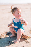 Malibu One Piece Sugar & Cloth Confetti - Olivia + Ocean