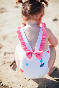 Laguna One Piece Sugar & Cloth Confetti - Olivia + Ocean