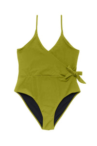 Mom Bod One Piece Avocado - Olivia + Ocean