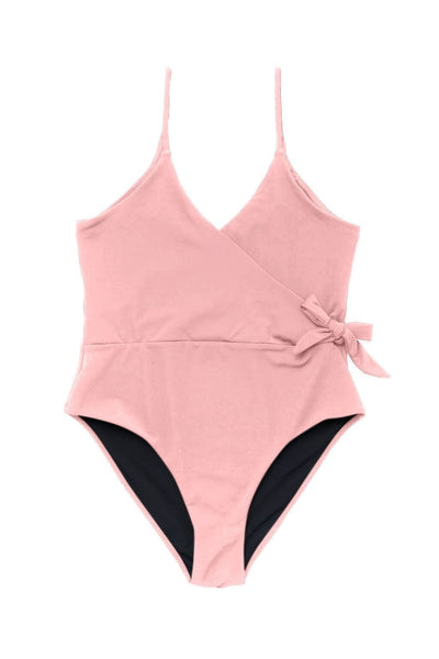Mom Bod One Piece Rose - Olivia + Ocean