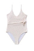 Mom Bod One Piece Ditsy Cherry - Olivia + Ocean