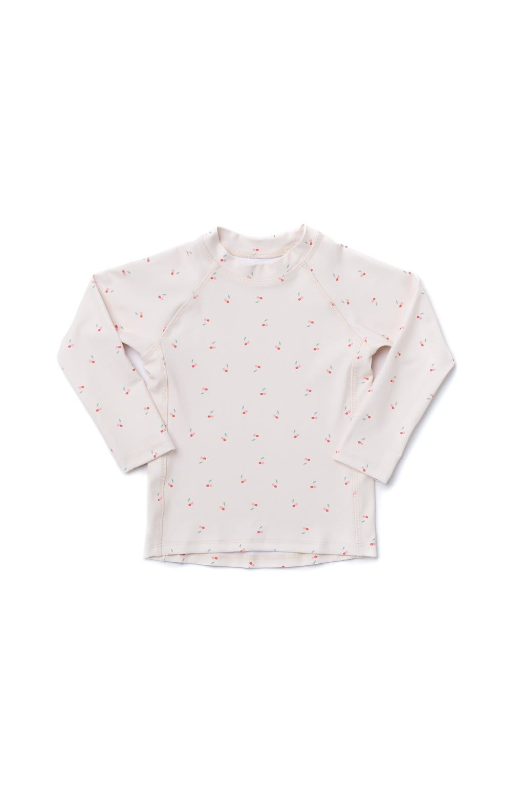 Hermosa Rash Guard Ditsy Cherry - Olivia + Ocean
