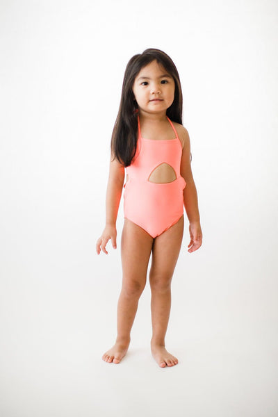 Girl's Malibu One Piece - Olivia + Ocean