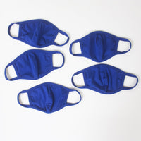 Reusable Cloth Face Mask, Made in USA, 5-Pack - MPL563-RHOL