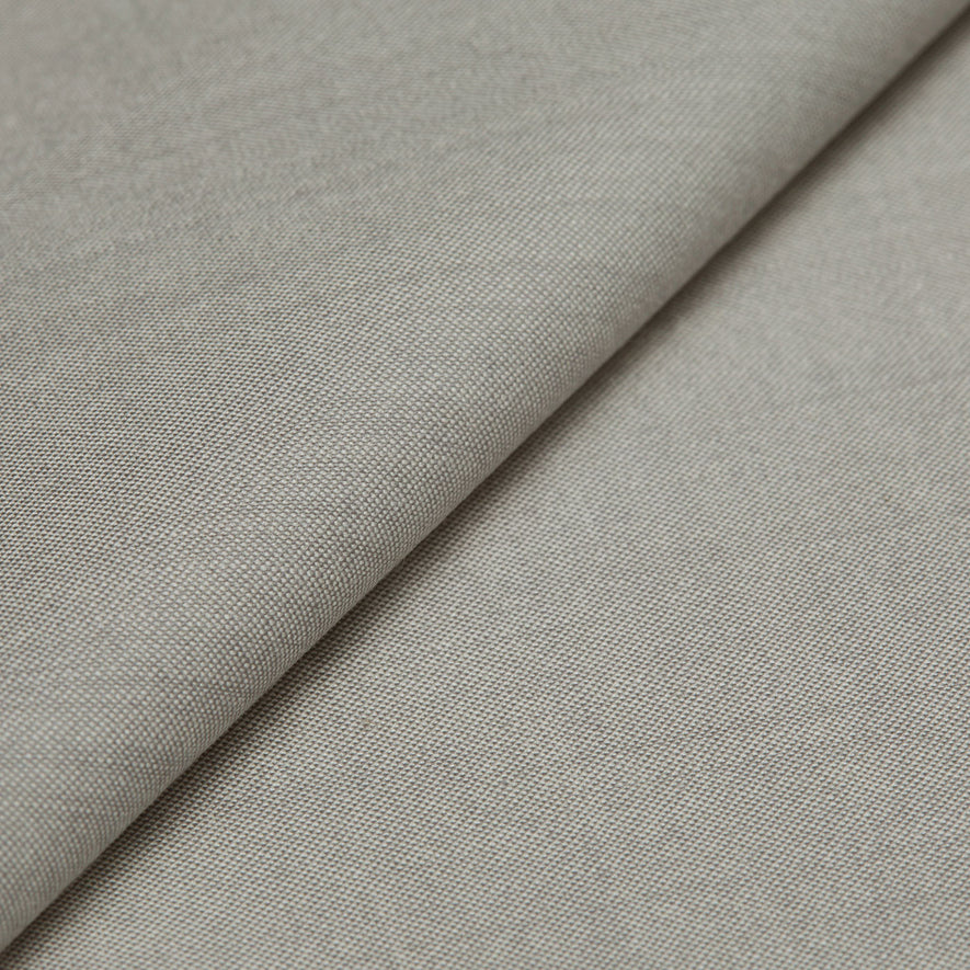 Ermenegildo Zegna Wool Collection - Pastel Grey