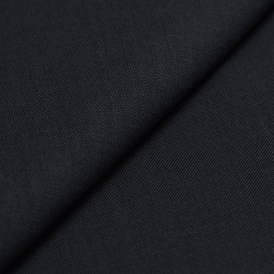 Ermenegildo Zegna Wool Collection - Graphite Black