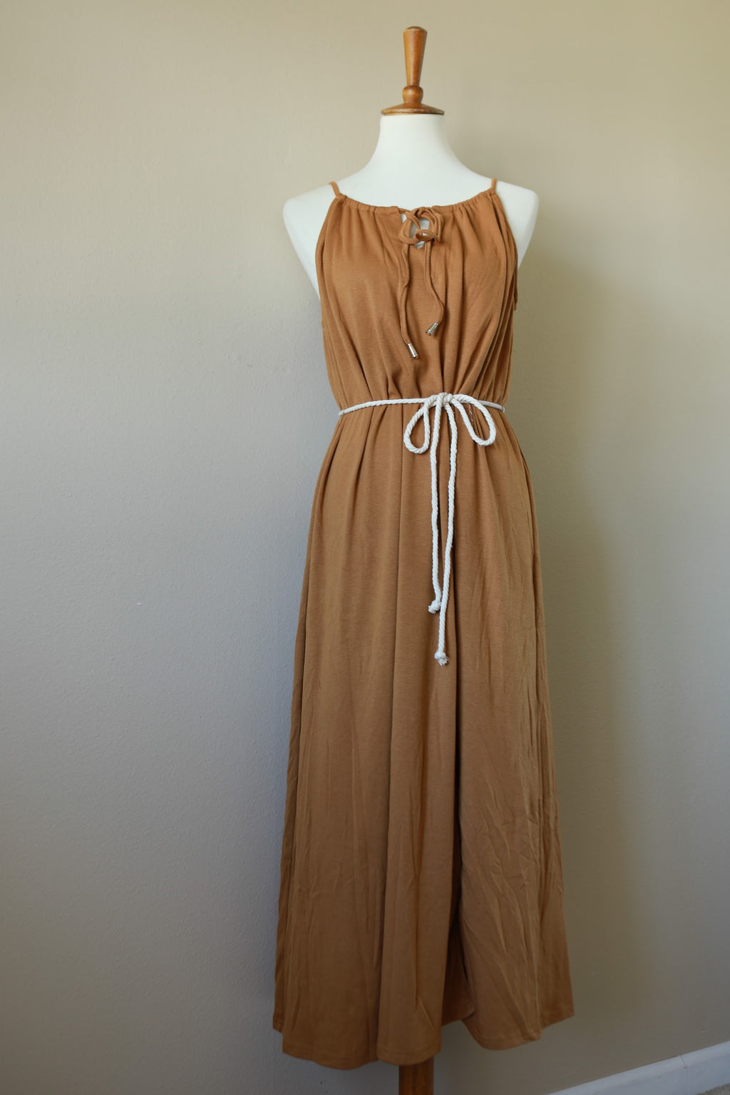 Pumkin Sweetie Maxi Dress