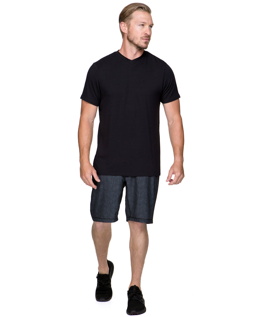 Limited V-Neck Short Sleeve Tee