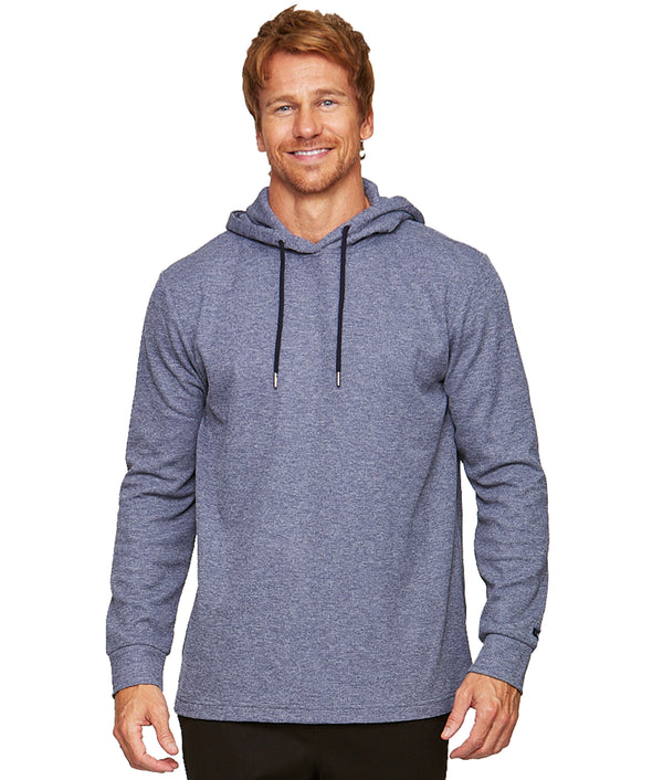 Lassen Long Sleeve Hooded Pullover