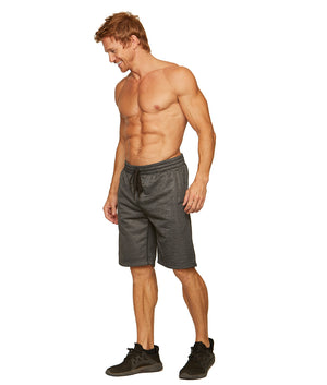 Convertible Fleece Short