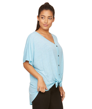 Rachel Short Sleeve Button Up