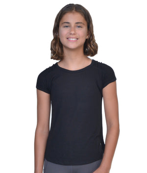 Girl's Gia Short Sleeve Tee