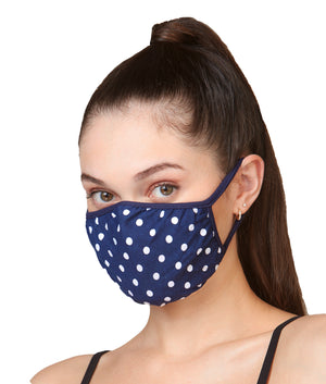 Cotton Face Mask Two Pack