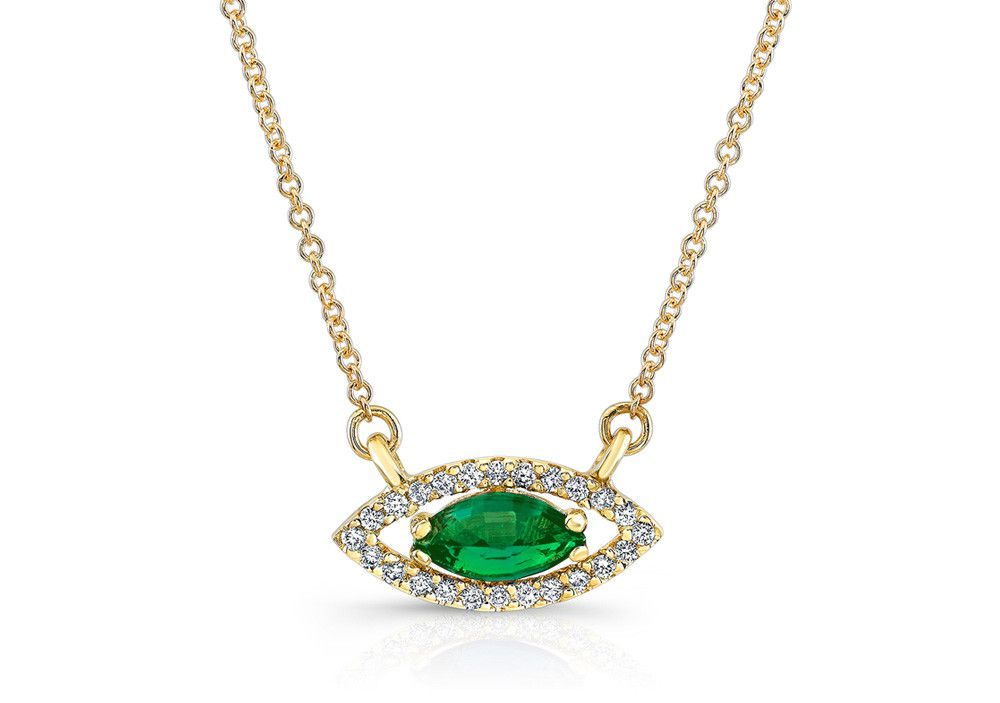 3RD EYE PENDANT NECKLACE - AMRIT Jewelry