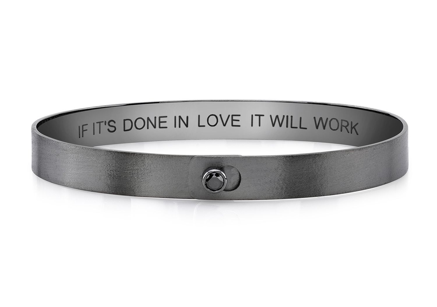 MAKE LOVE BANGLE - MEN'S - AMRIT Jewelry