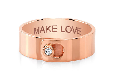 MAKE LOVE RING