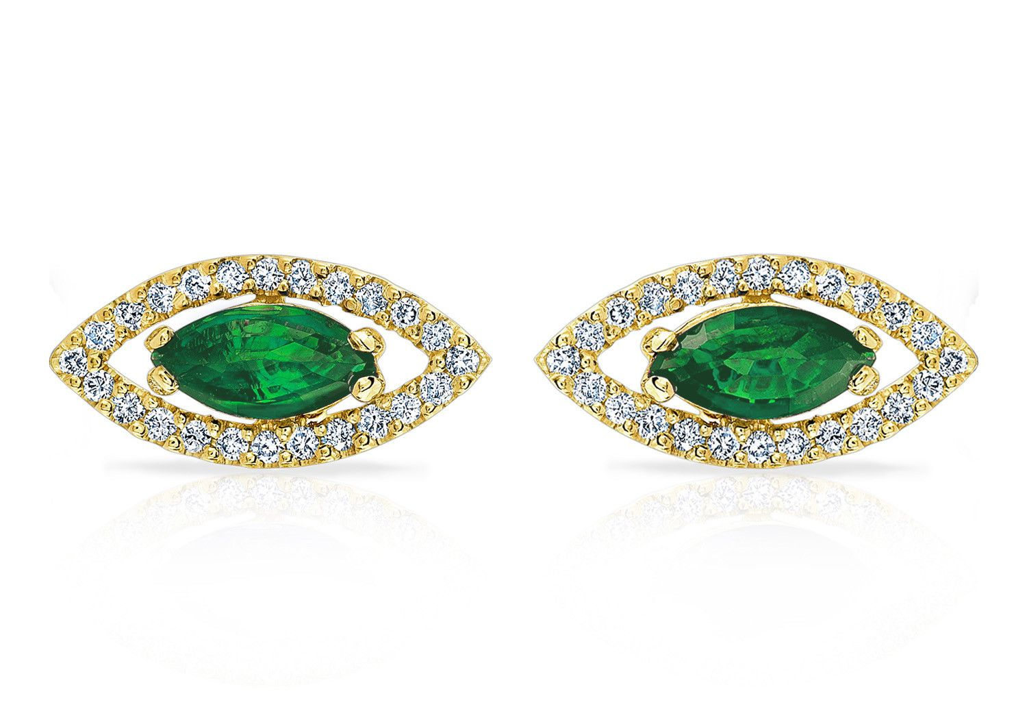 3RD EYE EARRING STUDS - AMRIT Jewelry