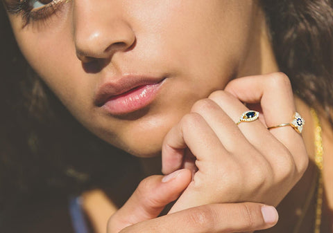 3RD EYE RING - AMRIT Jewelry