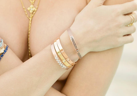MAKE LOVE BANGLE - AMRIT Jewelry