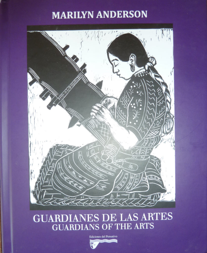 """Guardians of the Arts"" book by Marilyn Anderson"
