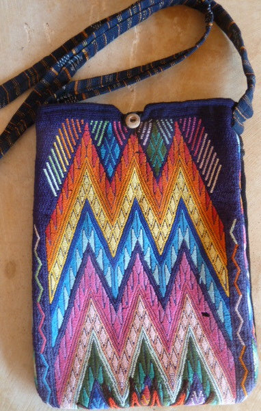 Woven Purse/iPad carrier w/ strap